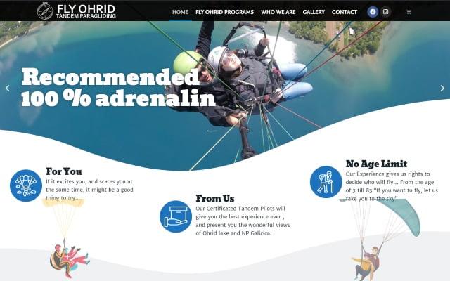 paraglidingohrid.mk